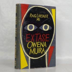náhled knihy - Extase Owena Muira