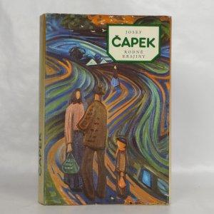 náhled knihy - Rodné krajiny : výbor próz z let 1908-1939