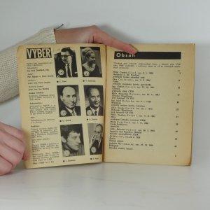 antikvární kniha Ľudia roku 1968, neuveden