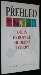náhled knihy - Přehled dějin evropské hudební tvorby
