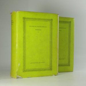 náhled knihy - Potopa. 1. - 2. díl.