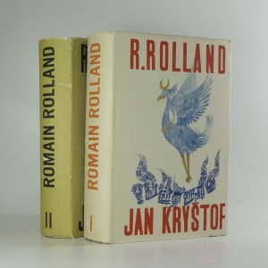 náhled knihy - Jan Kryštof. I. - II. díl.
