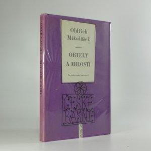 náhled knihy - Ortely a milosti : verše z let 1946-1958