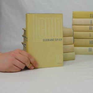 antikvární kniha Lenin: Sebrané spisy (Svazky: 1, 6, 8, 9, 10, 11, 12, 13, 14, 15, 16, 17, 18, 19, 20, 21, 22, 23, 25, 29, 31, 33, 44), 1979-1989