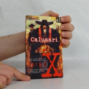 náhled knihy - Akta X. 1, Calusari