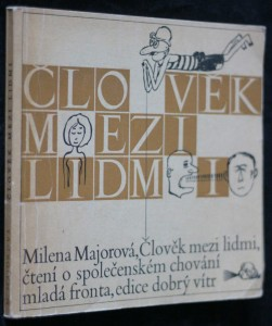náhled knihy - Člověk mezi lidmi