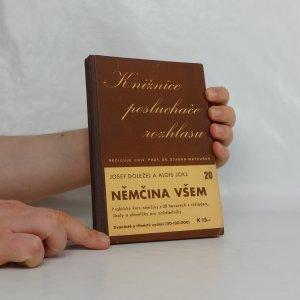 náhled knihy - Němčina všem - praktický kurs němčiny v 30 hovorech s výkladem, úkoly a slovníčky pro začátečníky