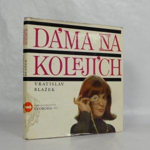náhled knihy - Dáma na kolejích : scénář českého filmu