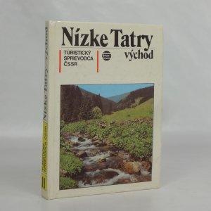 náhled knihy - Nízke Tatry - východ