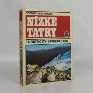 náhled knihy - Nízke Tatry : Turistický sprievodca