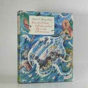 náhled knihy - Neuvěřitelná dobrodružství Davida Damiána