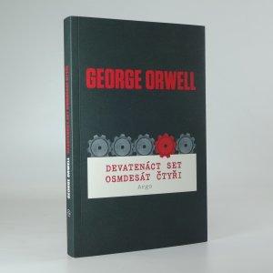 náhled knihy - Devatenáct set osmdesát čtyři