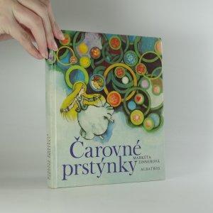 náhled knihy - Čarovné prstýnky