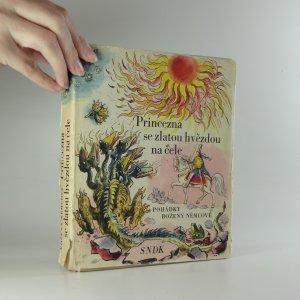 náhled knihy - Princezna se zlatou hvězdou na čele