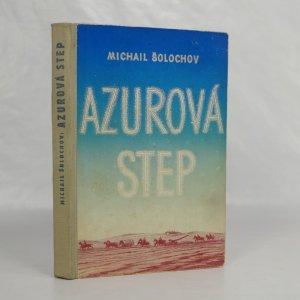 náhled knihy - Azurová step