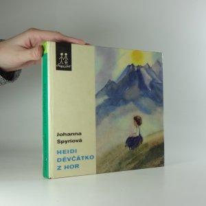 náhled knihy - Heidi děvčátko z hor