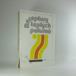náhled knihy - Receptury teplých pokrmů