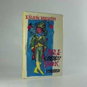 náhled knihy - Akli - císařův šašek