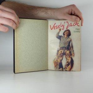 antikvární kniha Veselý Jack, 1937