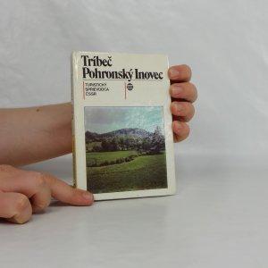 náhled knihy - Tríbeč - Pohronský Inovec : turistický sprievodca ČSSR