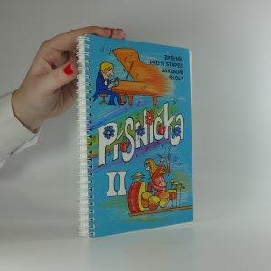 náhled knihy - Písnička II : zpěvník pro II. stupeň základní školy Písnička 2
