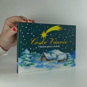 náhled knihy - České Vánoce vánoční písně a koledy : upraveno pro zpěv, 2 zobcové flétny, 2 housle, keyboard, akordeon