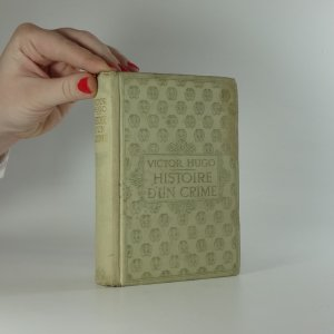 náhled knihy - Histoire d'un crime
