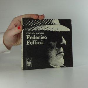 náhled knihy - Federico Fellini