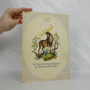 náhled knihy - Zimní pohádka o Smolíčkovi
