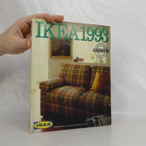 náhled knihy - IKEA 1993