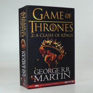 náhled knihy - Game of Thrones 2: A Clash of Kings