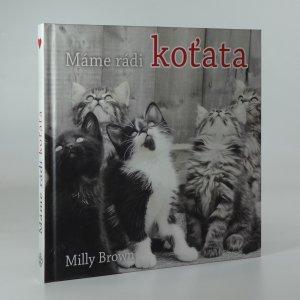 náhled knihy - Máme rádi koťata