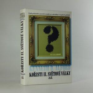náhled knihy - Kořisti II. světové války