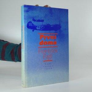 náhled knihy - První doma