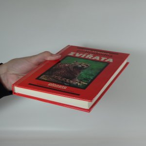 antikvární kniha Podivuhodná zvířata, 1989