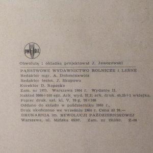 antikvární kniha Technologia produktów owocowych i warzywnych (dva svazky I, II), 1964