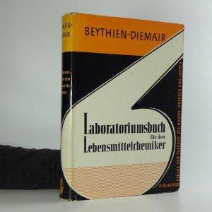náhled knihy - Laboratoriumsbuch für den Lebensmittelchemiker
