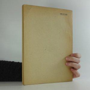 antikvární kniha Teoria i ćwiczenia z technologii produktów owocowych i warzywnych, 1951