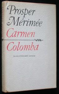 náhled knihy - Carmen ; Colomba