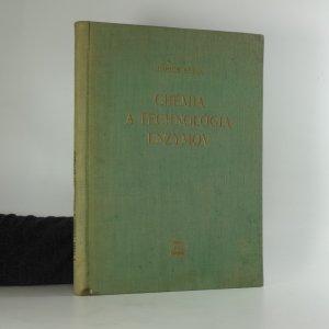 náhled knihy - Chémia a technológia enzýmov. 1. diel
