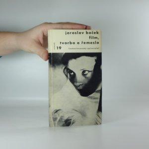 náhled knihy - Film, tvorba a řemeslo