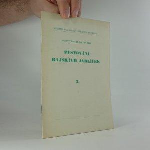 náhled knihy - Pěstování rajských jablíček. Agrotechnické pokyny. č. 3