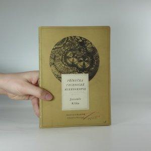 náhled knihy - Příručka technické mikroskopie