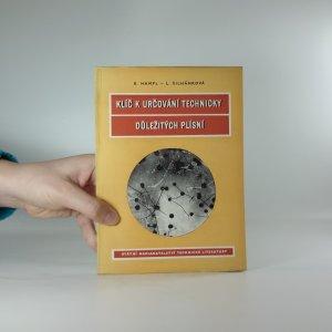 náhled knihy - Klíč k určování technicky důležitých plísní