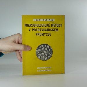 náhled knihy - Mikrobiologické metody v potravinářském průmyslu