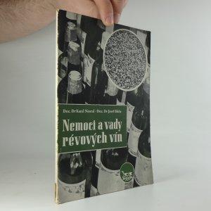 náhled knihy - Nemoci a vady révových vín
