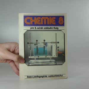 náhled knihy - Chémia 8 pre 8. ročník základnej školy