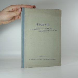 náhled knihy - Sborník referátov z konferencie o cudzorodých látkach v potravinách