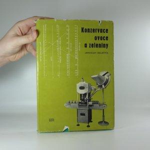 náhled knihy - Konzervace ovoce a zeleniny