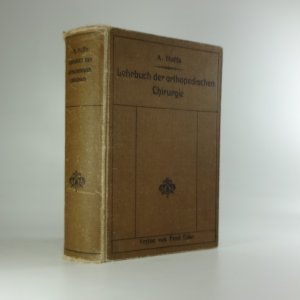 náhled knihy - Lehrbuch der orthopädischen Chirurgie